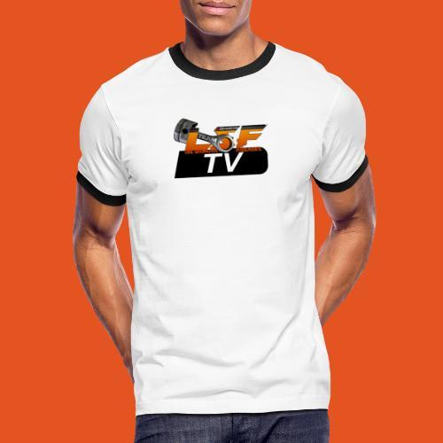 LSF TV - T-shirt contrasté Homme