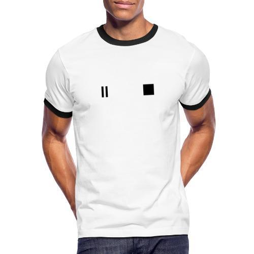 Thunderbird 3 design - Men's Ringer Shirt