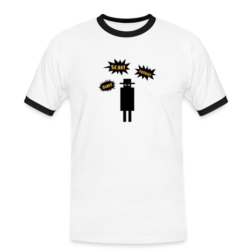 Scan! Xploit! Own! - Men's Ringer Shirt