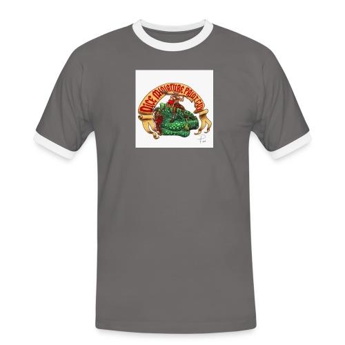 DiceMiniaturePaintGuy - Men's Ringer Shirt