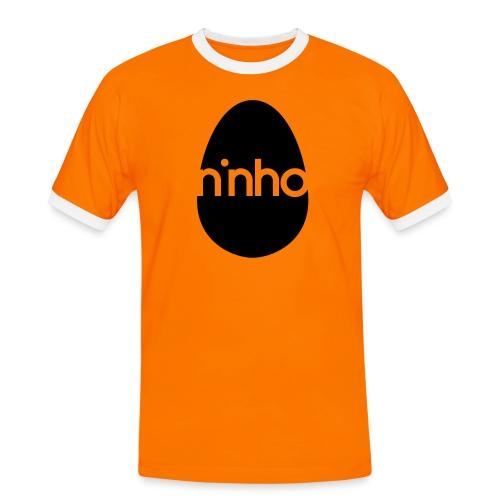 Ninho - Maglietta Contrast da uomo