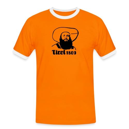 Andreas Hofer Silber1 - Männer Kontrast-T-Shirt