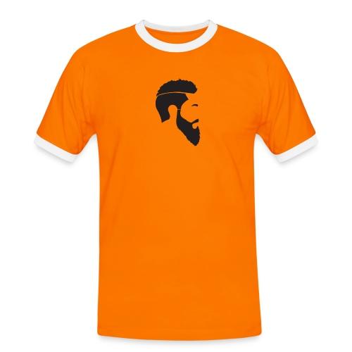 HEAD WHITE T-SHIRT - Kontrast-T-shirt herr