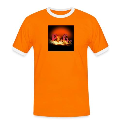 Spilla PanicGamers - Maglietta Contrast da uomo