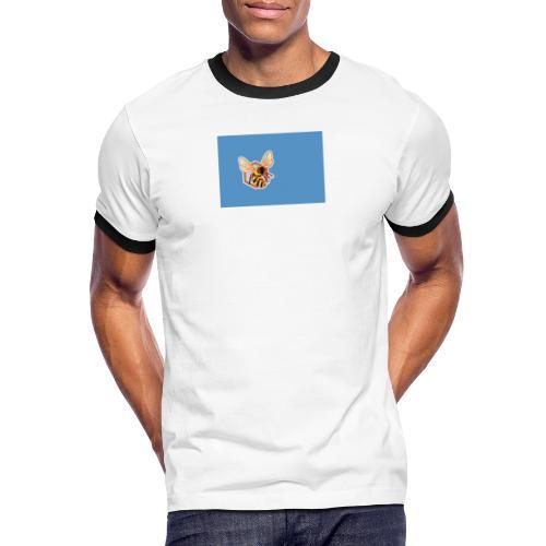 Bee United - Mannen contrastshirt