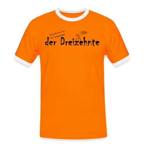 itsg 2018 - Männer Kontrast-T-Shirt