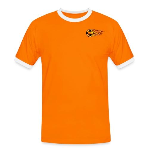 ball png - Männer Kontrast-T-Shirt