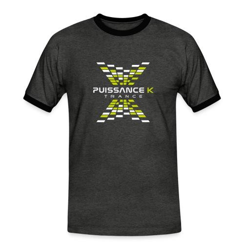 Puissance K - T-shirt contrasté Homme
