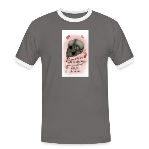 Sketch182181946-png - Camiseta contraste hombre
