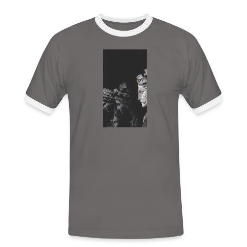 Vaporwave10 - T-shirt contrasté Homme