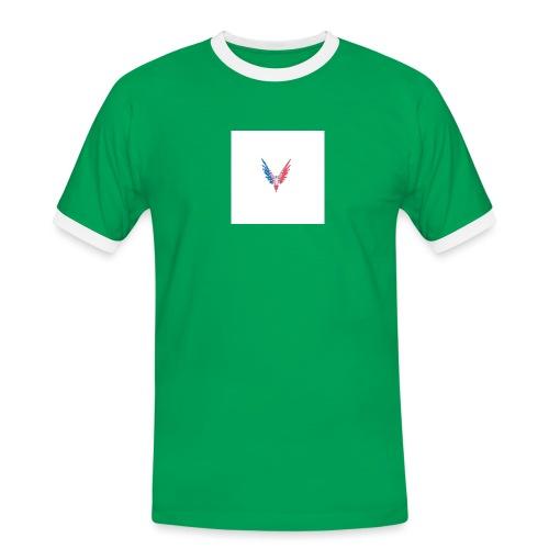 American bird. - Men's Ringer Shirt