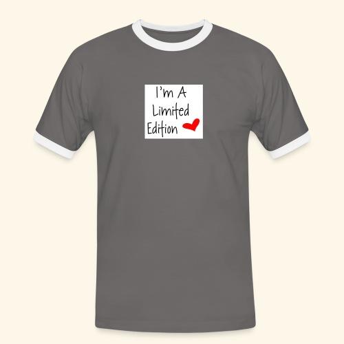 IMG 2508 - Maglietta Contrast da uomo