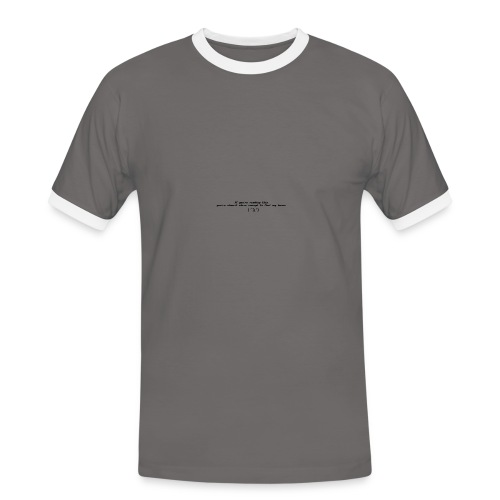 Reading png - Men's Ringer Shirt