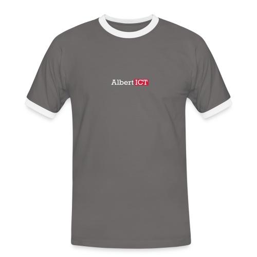 witrood - Mannen contrastshirt