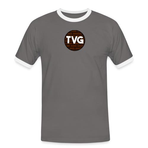 TeVeelGamers - Mannen contrastshirt
