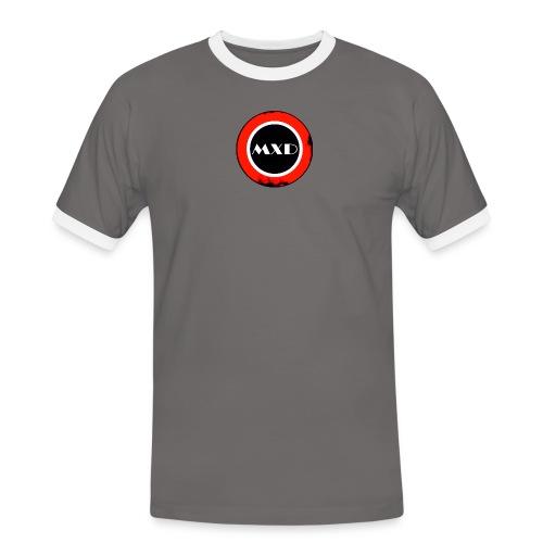 MXD AUSTRIA - Männer Kontrast-T-Shirt