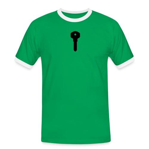Narct - Key To Success - Men's Ringer Shirt