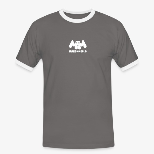 Marshemello Merch - Men's Ringer Shirt