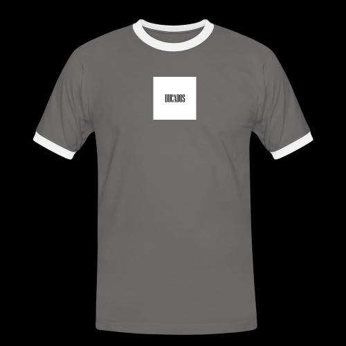 DUCADOS 4LIFE - Camiseta contraste hombre