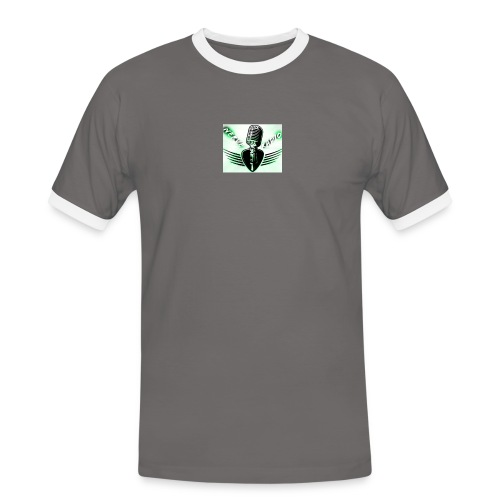 T-Shirt Custom - T-shirt contrasté Homme