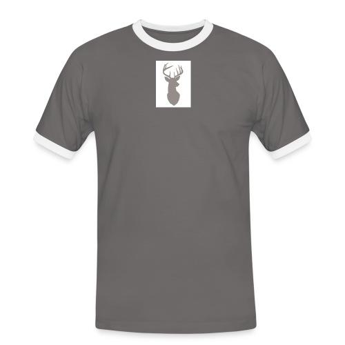 stag5 jpg - Men's Ringer Shirt