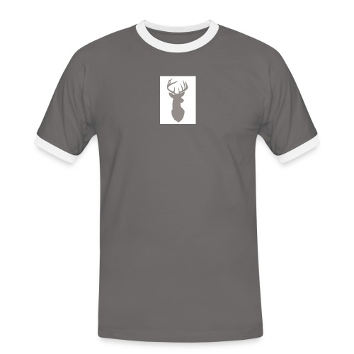 stag5 jpg - Men's Ringer Shirt