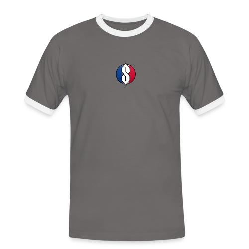 IMG 1240 - T-shirt contrasté Homme