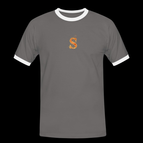 S FOR Sonnit Fire Charge - Men's Ringer Shirt