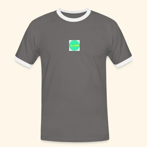 No Sweat - T-shirt contrasté Homme