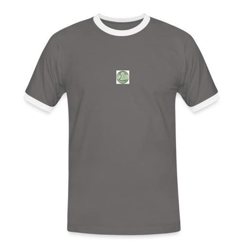 200px-Eye-jpg - T-shirt contrasté Homme