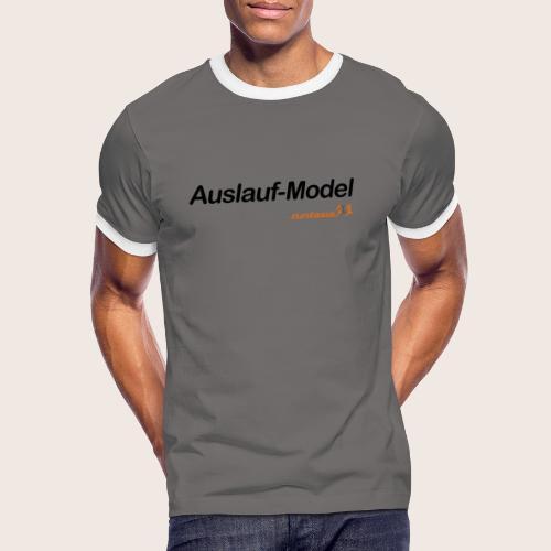 auslaufmodel - Männer Kontrast-T-Shirt