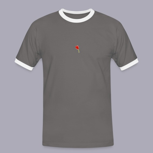 Tulip Logo Design - Men's Ringer Shirt