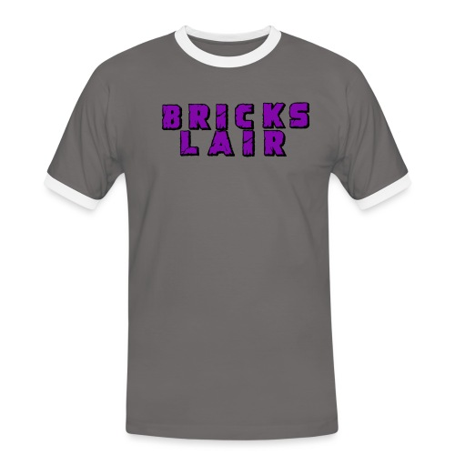 BrickslairLogoMerch - Men's Ringer Shirt