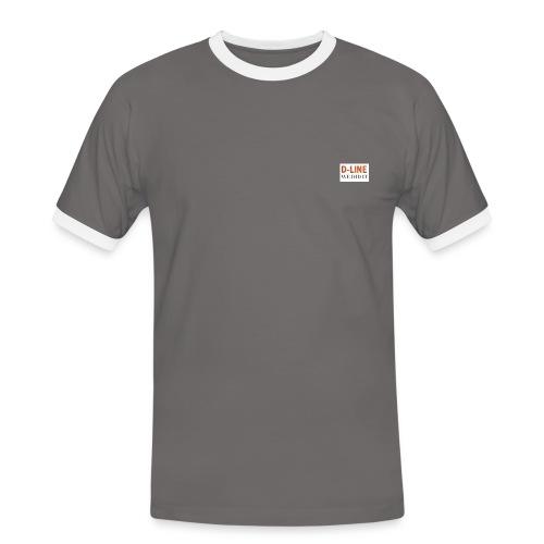 D-line - Camiseta contraste hombre