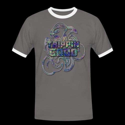 TRIPPIN GOOD 3 - Maglietta Contrast da uomo