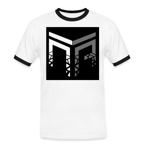 NAYRO SUMMER COLLECTION - Mannen contrastshirt