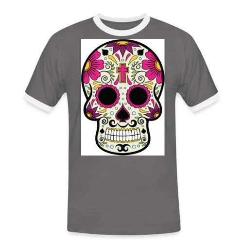 tête messico - T-shirt contrasté Homme