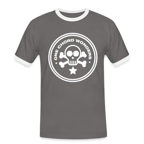 OCW Revers Tee2 png - Men's Ringer Shirt
