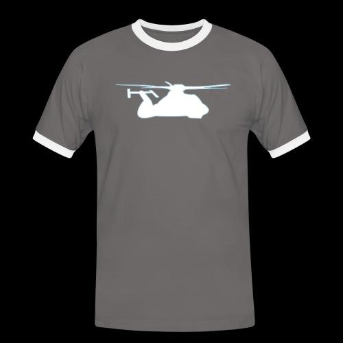 Comanche 2 - Männer Kontrast-T-Shirt