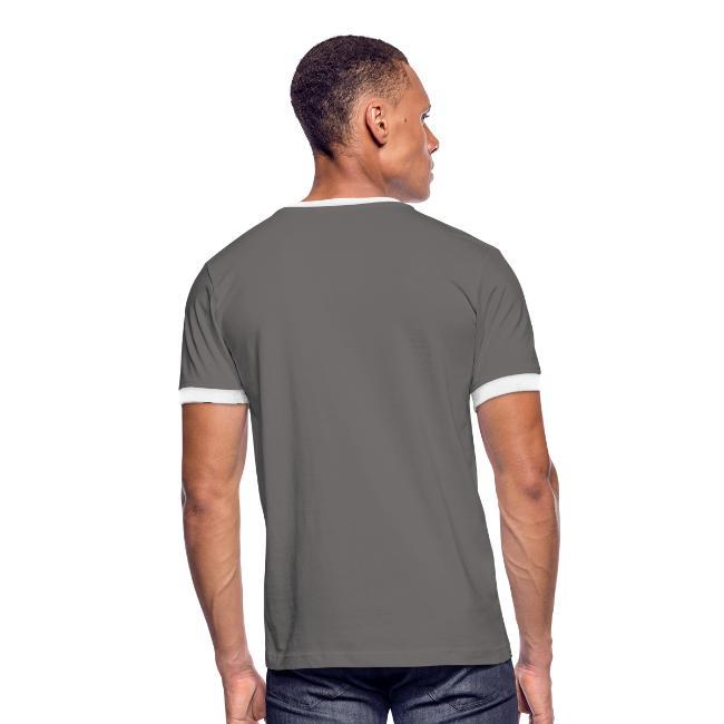 Herre/børne t-shirt mørk