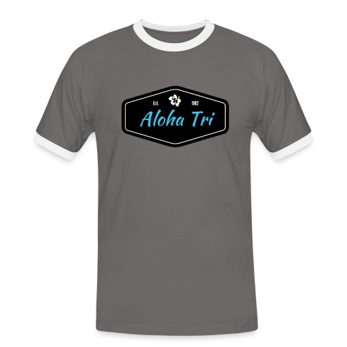 Aloha Tri Ltd. - Men's Ringer Shirt