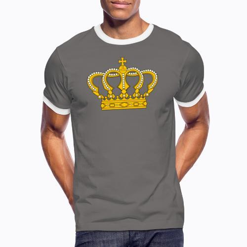 Golden crown - Men's Ringer Shirt