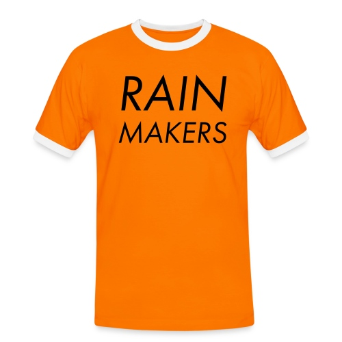 rainmakertext - Miesten kontrastipaita