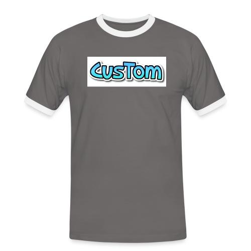 CusTom NORMAL - Mannen contrastshirt