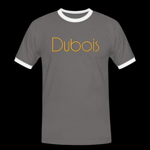Dubois - Mannen contrastshirt