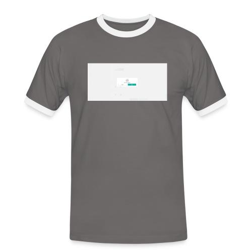 dialog - Men's Ringer Shirt