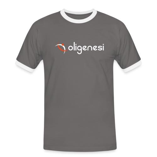 Oligenesi - Maglietta Contrast da uomo