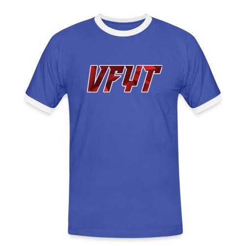 vfyt shirt - Mannen contrastshirt