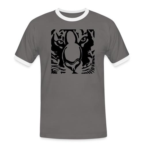 tijger2010shirt2 - Men's Ringer Shirt