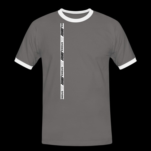 ENDUO independent - T-shirt contrasté Homme